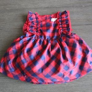 Cat and Jack Dress Infant Girs 3-6 months